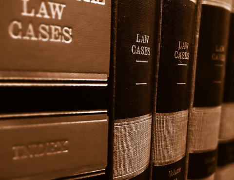law case books
